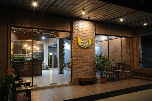 Happy Monkey Hostel Bangkok impression
