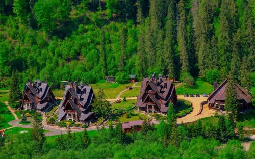 . Tsarynka Eco Complex