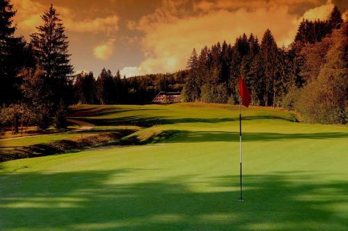 . Dependence Hotela Stupka - Golf