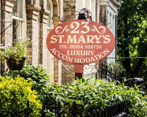 23 St Mary