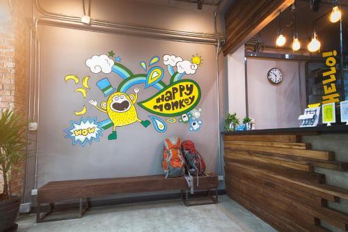 Happy Monkey Hostel Bangkok photo 11