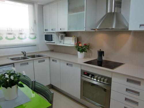Apartment Sun & Beach in Platja d'Aro salas fotos