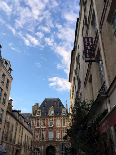 Boutique Hotel de la Place des Vosges photo 35