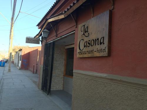 HotelHotel La Casona