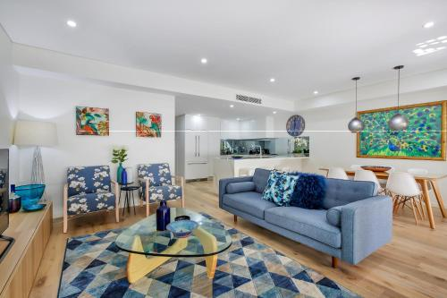Balmain Rozelle Luxury 2 Bed Self Contained Apartment (105LIL) - image 9