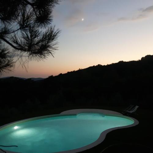 Accommodation in Poggio San Lorenzo