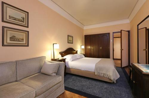 Hotel Lisboa Plaza стая снимки