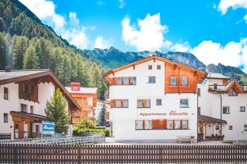 Apartment Alouette 435490 Samnaun