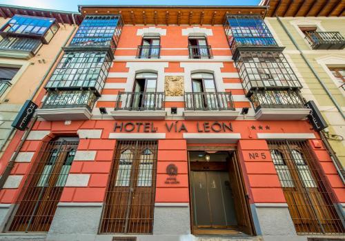 HotelHotel Via Leon