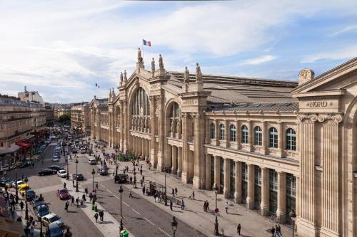 Timhotel Paris du Gare du Nord photo 2