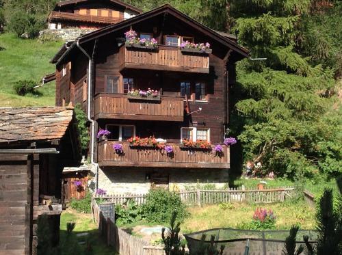 Apartment Oberhäusern Zermatt