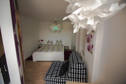 Fancy apartment in heart of Bratislava room photos