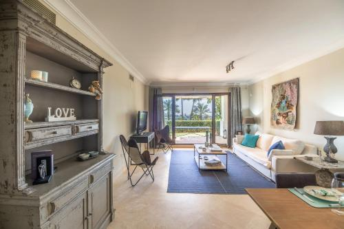 . 2156-Luxury apt in Cortesin golf with pool view