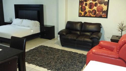 Premier Hotel Suites salas fotos
