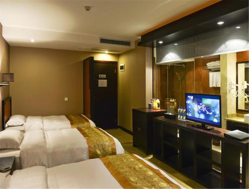Фото отеля Han Tang Xin Ge Hotel Guilin