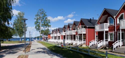 . Holiday Houses Saimaa Gardens