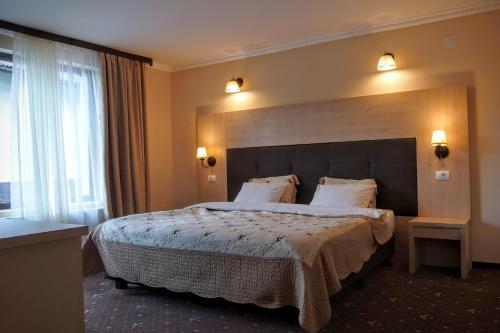 Carpatica Lodge - Accommodation - Moieciu de Sus