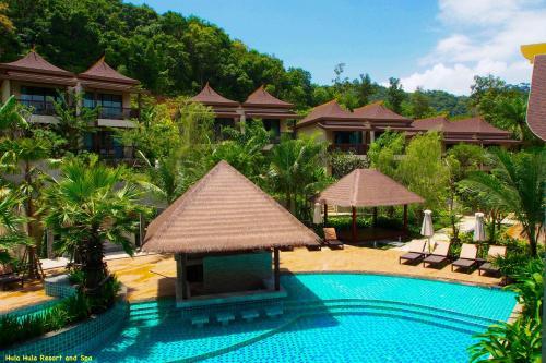 HotelHula Hula Resort, Ao Nang