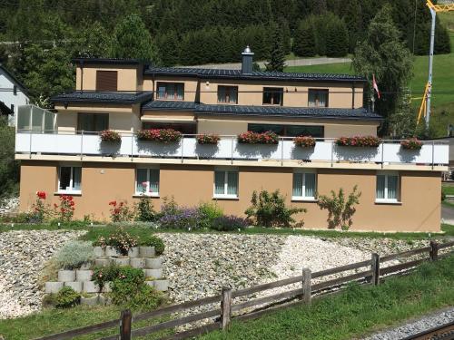 BnB Bellavista-Privatzimmer Andermatt Andermatt