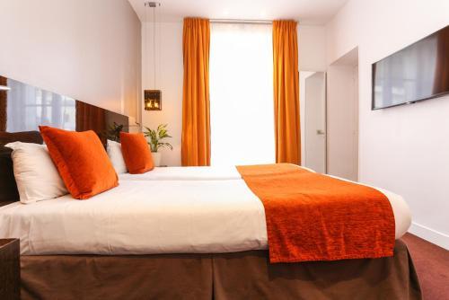 Le Rocroy Hotel Paris Gare du Nord photo 40