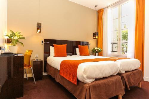 Le Rocroy Hotel Paris Gare du Nord photo 42