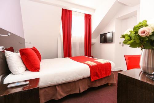 Le Rocroy Hotel Paris Gare du Nord photo 54