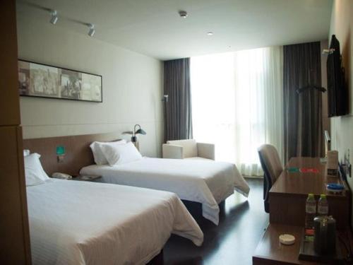 . Jinjiang Inn Select Yancheng Dafeng Jinfeng South Avenue