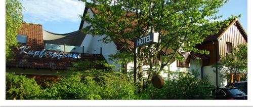 """. Hotel """"Die Kupferpfanne"""""""