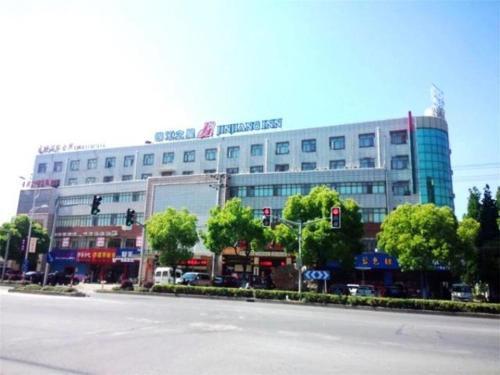 Hotel Jinjiang Inn Shanghai International Tourism Area Zhoupu Zhouzhu Highway