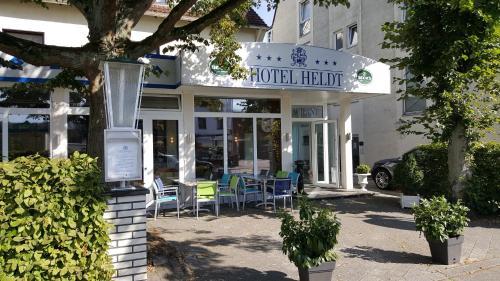 Hotel-overnachting met je hond in Hotel Heldt - Bremen - Schwachhausen