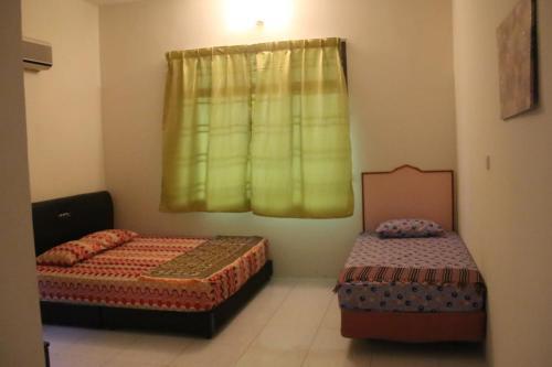 Kluang Homestay Villa стая снимки
