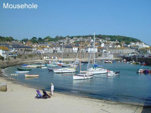 Clovelly Cottage, Paul, Penzance, Mousehole, Cornwall