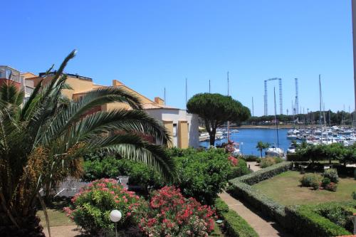 obrázek - Appartement vue Port Malfato