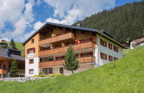 Aparthotel Brunnenhof - Accommodation - Damüls
