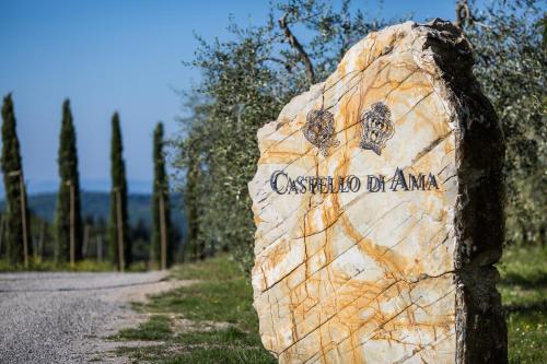 Località Ama, 53013 Gaiole in Chianti, Tuscany, Italy.