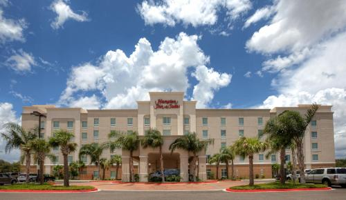Hampton Inn Suites Mcallen
