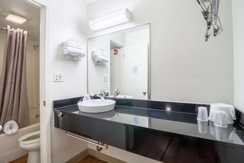 Motel 6 Chicago Southwest - Aurora værelse billeder