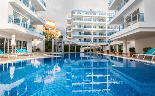 Avsallar Apartment in Elite Life IV Complex tatil