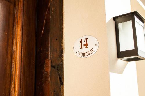 L'Adresse Hôtel Boutique photo 13