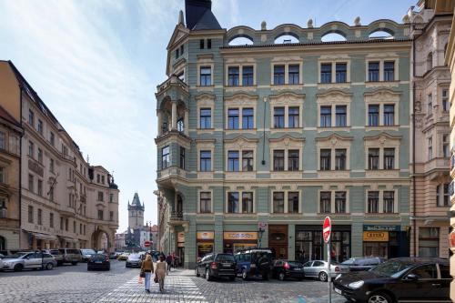 Hotel-overnachting met je hond in Dusni Apartments - Prague - Praag 1