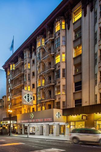 Handlery Union Square Hotel - San Francisco, CA 94102