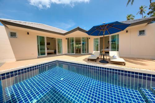 Lipa Talay See - 2 Bedroom Beach Side Villa Lipa Talay See - 2 Bedroom Beach Side Villa