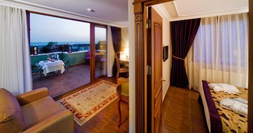 Istanbul GLK PREMIER The Home Suites & Spa odalar