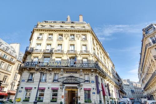 Normandy Hotel - Paris