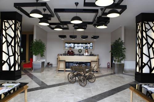 Akhisar Fayton Hotel yol tarifi
