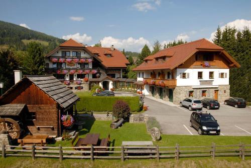 Hotel Stegmühlhof - Mauterndorf
