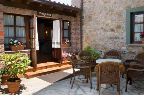 Hotel Rural Entremontes