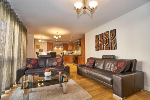Edinburgh Pearl Apartments - Lochrin Place impression