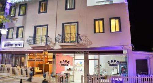 Bodrum City Merih Hotel adres