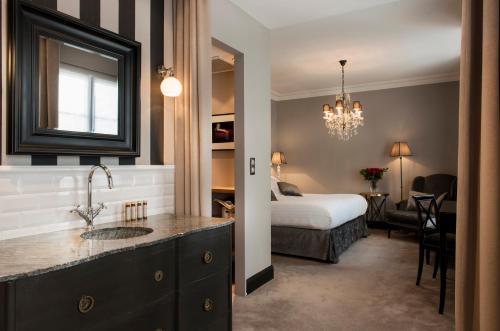 Villa Glamour - Hôtel - Paris